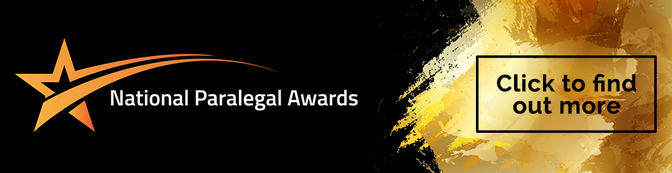 The National Paralegal Awards 2019